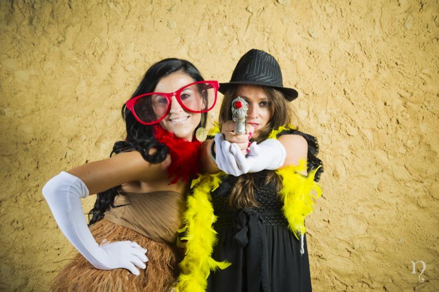 Noemie Artycam fotografía León fotografos boda photocall photobooth