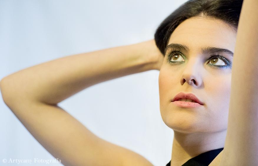 Noemie Artycam fotografia fotografos moda León modelo Silvia López. Miss Cantabria 2009