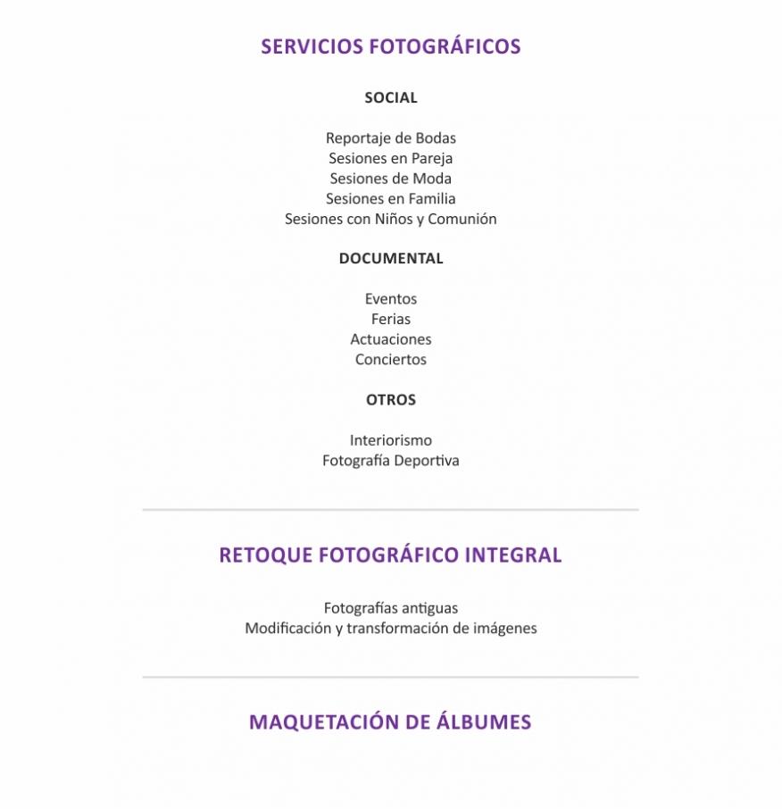 Servicios fotograficos integrales, maquetación álbumes, retoque Fotográfico documental Artycam León